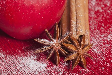 christmas apple: Natale mela anice e cannella per le vacanze