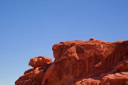 �rock formation�:  red rock formation in Valley of Fire