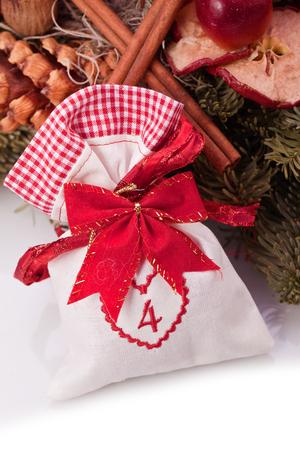 advent calendar christmas gift bag number four photo