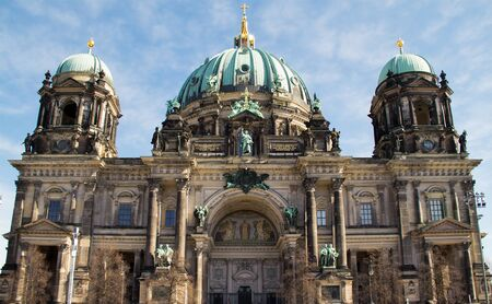 Berlin Cathedral, Berlin, Cathedral, Capital Cities, Church