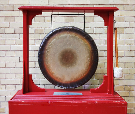 exotic gleam: Stock Exchange Opening Gong (beurs gong)