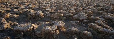 badland: Death Valley Devils Golf Course, California, United States