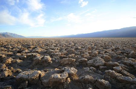 tal: Death Valley, Tal des Todes, Devils Golf Course, USA, Vereinigte Staaten von Amerika