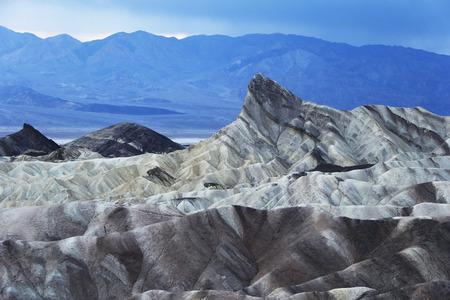 death valley: Death Valley, Zabriskie Point, California, USA
