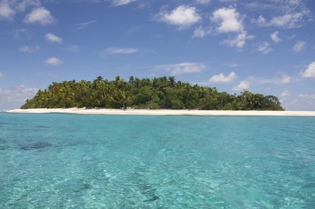 oceania: Iceland Nanuku Levu, Fiji Islands, Fiji, Sdsee, Oceania