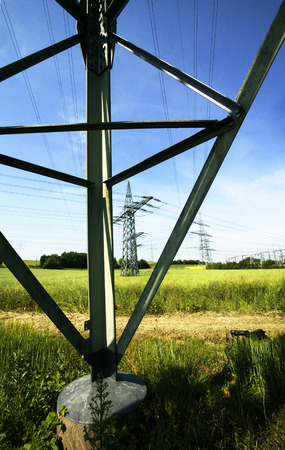 Power, line, electricity, cable photo