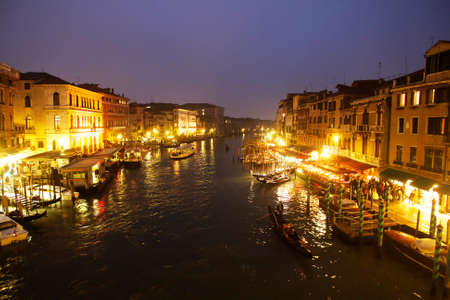 baukunst: Canal Grande in Venice, Italy, Europe