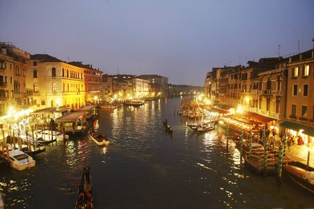 grande: Canal Grande in Venice, Italy Europe