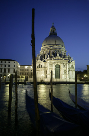 italien: Santa Maria della Salute, Venedig, Italien