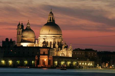 italien: Santa Maria della Salute, City of Venice, Italy, Europe