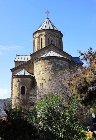 Old Town of Tiflis, Tbilisi, Georgia