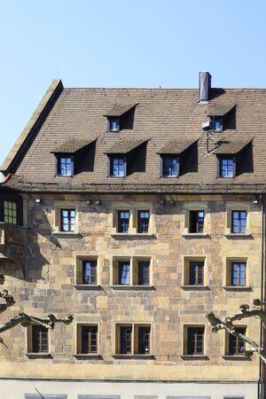 The historical Käthchenhaus in Heilbronn, Germany