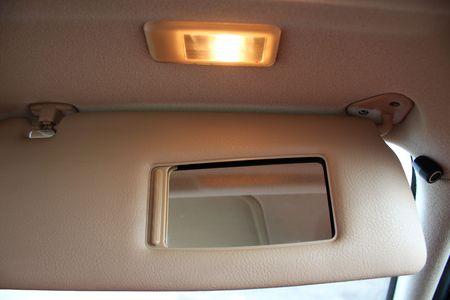 visor: Car sun light protection visor
