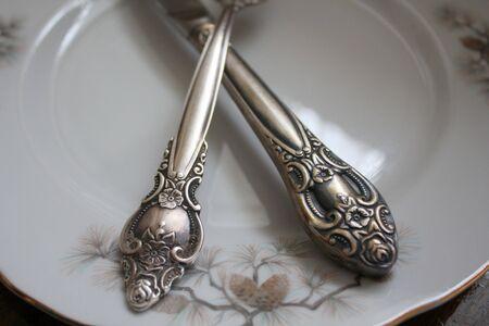 openwork: Openwork handle cutlery