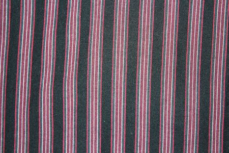 Black and maroon strip textile background photo