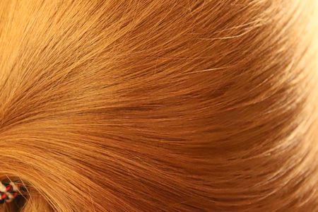 textura pelo: Oro textura del cabello sano