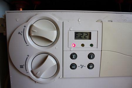 Household boiler break down