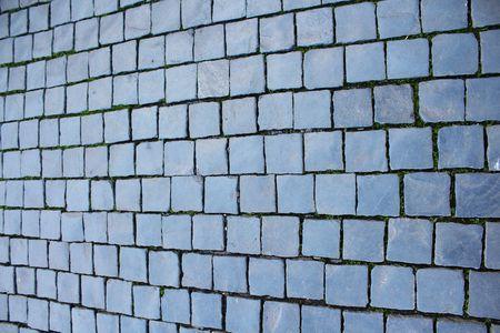 Vatican cobblestones