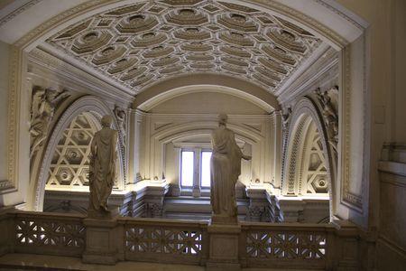 stucco: Stucco ceiling