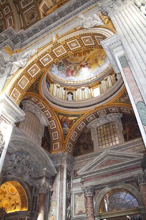 St. Peters Basilica Editorial