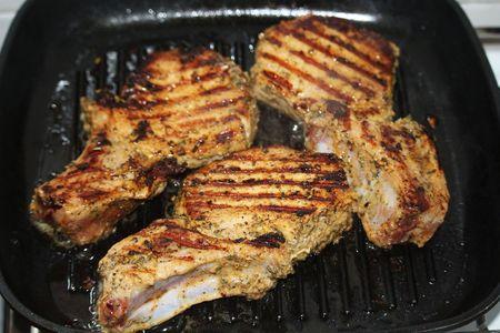 구운 고기 (costita)