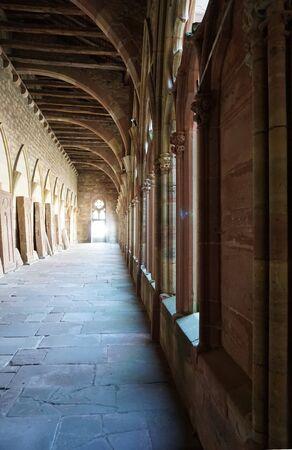 Hallway into the light