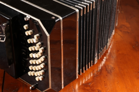 Bandoneon  Traditional argentinian musical instrument