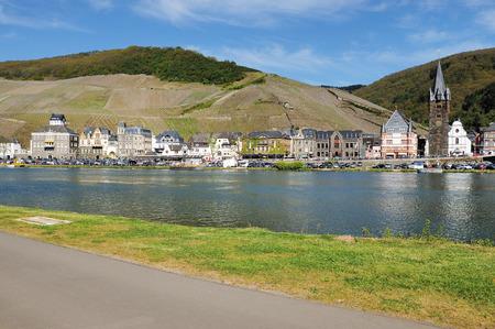 Stream landscape Berkastel-Kues
