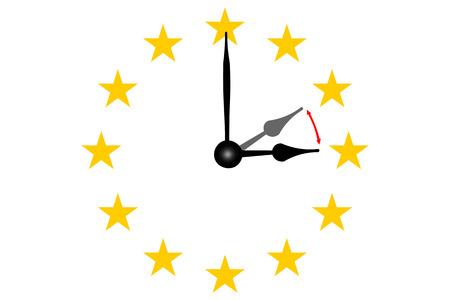Europe Clock Change