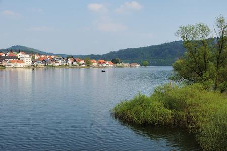 Edersee at Herzhausen