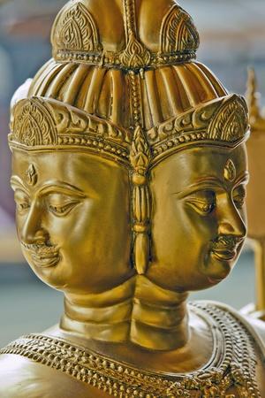 Thail�ndische Gottheit photo