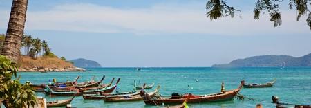 Thailand Phuket Beach Editorial