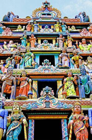 asien: Sri Srinivasa Roof  Singapore