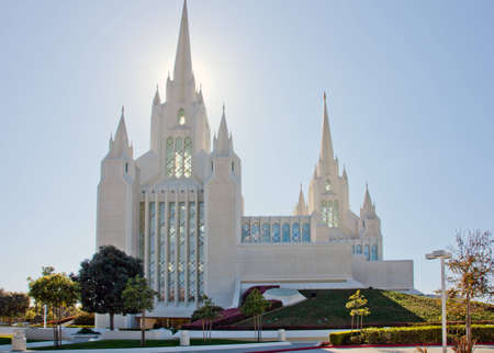 denominational: Church of Jesus Christ of Latter-day Saint in San Diego