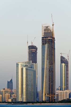dhabi: Abu Dhabi Skyline