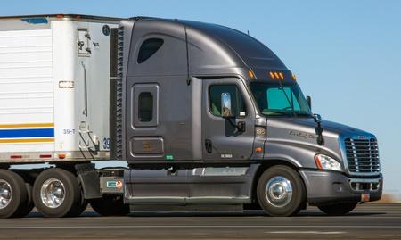 pipe dream: Camiones en EE.UU.