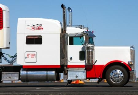 Trucks in USA