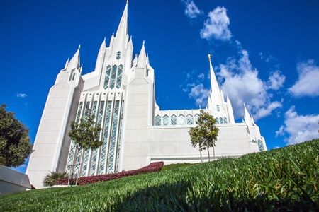 missionary: Church of Jesus Christ and Latter Day Saints San Diego Kalifornien