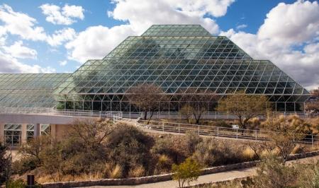 Biosphere 2 Tucson Atizona Editorial