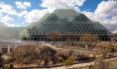 the biosphere: Biosphere 2 Tucson Atizona Editorial