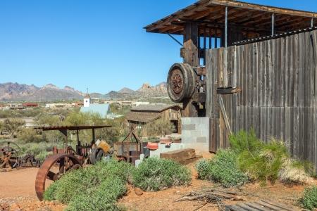 goldmine: Goldmine in Arizona