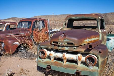 Oldtimer in Amerika photo