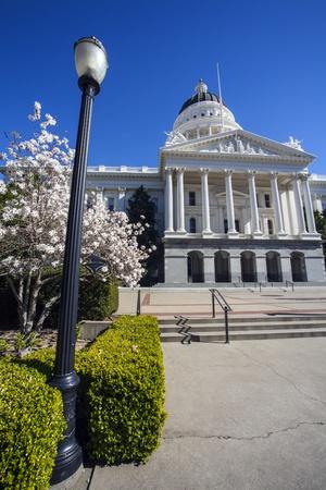 queen isabella: Im State Capitol von Sacramento Kalifornien