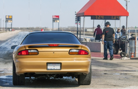 dragster: Drag Racing in Texas