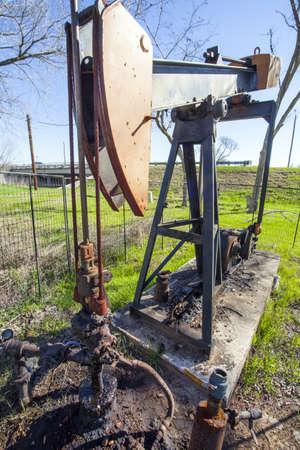 sump: Pompa olio in Texas