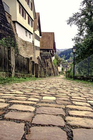 listed buildings: Altensteig Berneck Black Forest Germany