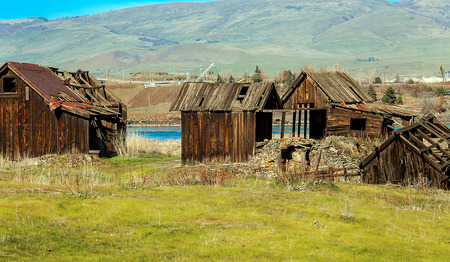 Gulick Homestead and Indian Shaker Church - The Dalles Oregon