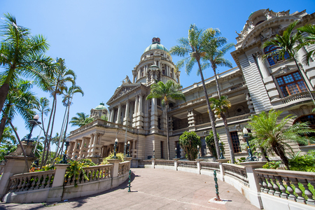 Durban City Hall Stock fotó