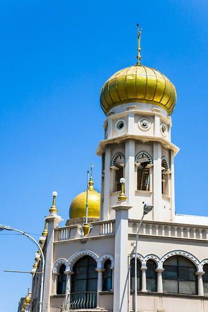 Juma Masjid Mosque in Durban South Africa