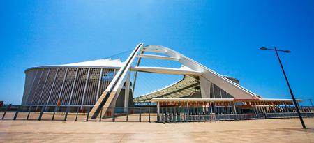 mabhida: Moses Mabhida Stadium Durban South Africa Editorial